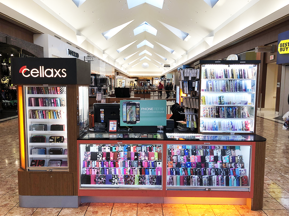 Galleria Cellaxs Kiosk