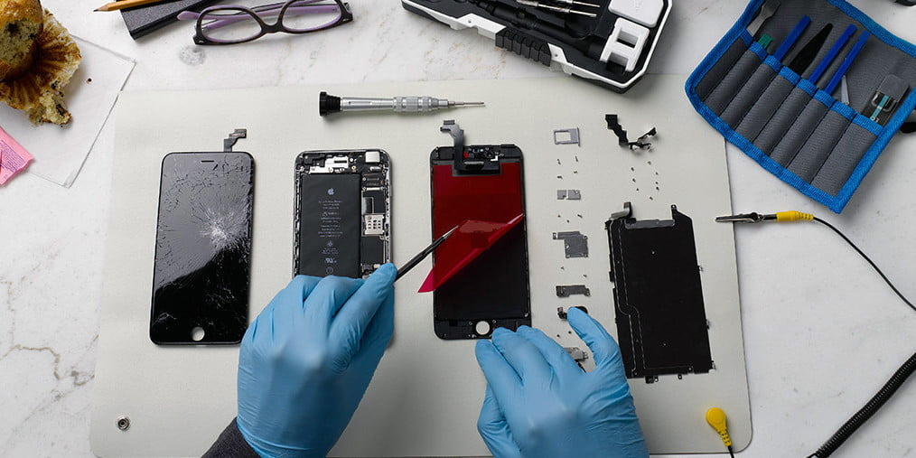 Smart Phone Repair & Tablet Repair of Broken Screen